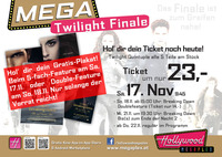Twilight - 5fach Feature mit Gratis-Plakat