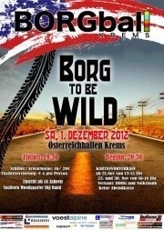 Borg to be Wild - Maturaball des Borg-Krems