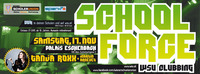 School Force - WSU Clubbing