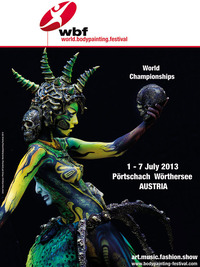 World Bodypainting Festival - Saturday