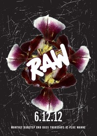 RAW27 - monthly dubstep thursdays