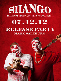 Shango Release Party