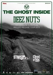 The Ghost Inside us + Deez Nuts aus + Stray From The Path us + Devil In Me por