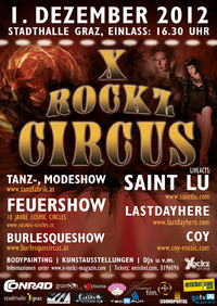 1. X-Rockz-Circus