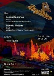 DogDisco feat. Deadnote.danse  Electric Theatre