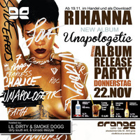 Rihanna - Album Release Party