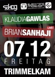 Klaudia Gawlas und Brian Sanhaji live -- Soundforce Birthday Edition