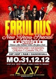 Fabulous New Years Special - Hip Hop + R&B