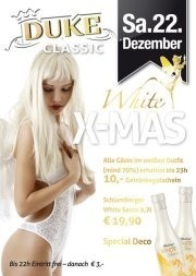 White X-Mas