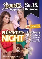 Plschtier Night