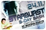Starburst B-day  Fii - Der Beatboxer