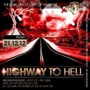 Highway to hell - if the world would end