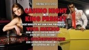 Casino Night mit King Presley