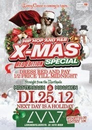 Hip Hop And Rb - Red Edition - Xmas Special