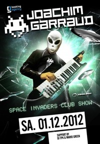 Joachim Garraud - Space Invaders are back!