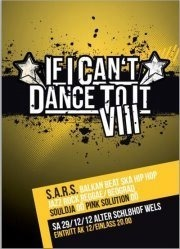 If I can't dance to it... VIII