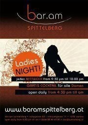 Ladies Night - Free Cocktail