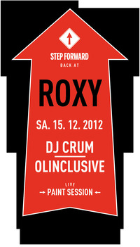 We Love Roxy! Step Forward Back at Roxy