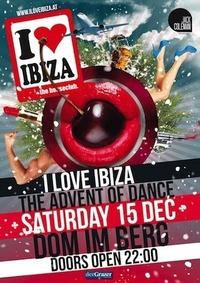 I love ibiza - the advent of dance