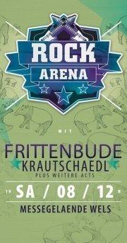 Rockarena mit Frittenbude, Krautschädl,...