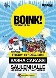 Boink with Sasha Carassi