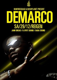 Demarco Live in Concert