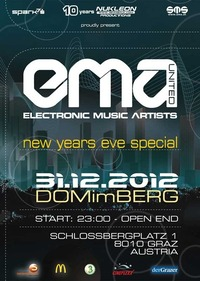 EMAunited - new year's eve special