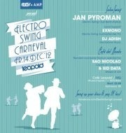 Electro Swing Carneval pres. Jan Pyroman Kalliasberlin