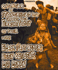 One Year of Stonerhead let groove your brains tonight!