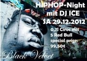 Hiphop & Rnb Night mit Dj Ice