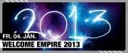 welcome empire 2013