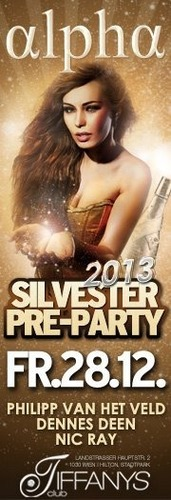 Alpha Silvester Pre-party