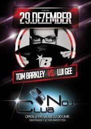 DJ Tom Barkley vs Lui Gee