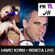 Marc Korn + Reneta live