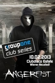 groupone club series presents Angerfist - Sunday Special