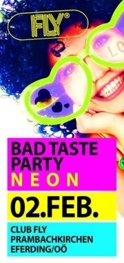 Neon Bad Taste Party