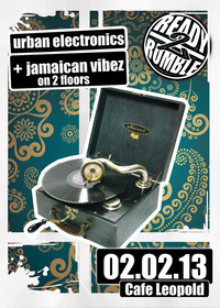 Ready2rumble pres. Urban Electronics & Jamaican Vibez