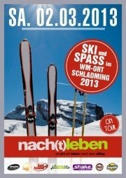 Nachtleben On Tour - Skispass in Schladming