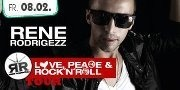 Rene Rodrigezz - love, peace  rock´n´roll Tour