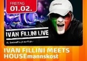Ivan Fillini meets HOUSEmannskost