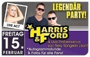 Legendr Party - Mit Harris & Ford feat. LisaH