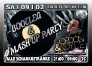 Mashup & Bootleg Party mit Gordon & Doyle