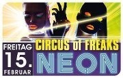 Circus of Freaks Neon