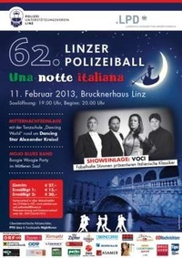 62. Linzer Polizeiball