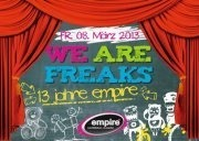 13 Jahre empire St. Martin -- We Are Freaks