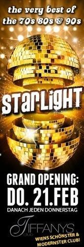 Starlight Grand Opening