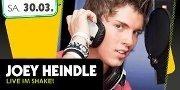 Joey Heindle - der Dschungelkönig 2013 live