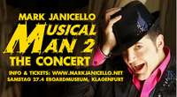 Musical Man: Das Konzert mit amerikanischer Star-Tenor Mark Janicello