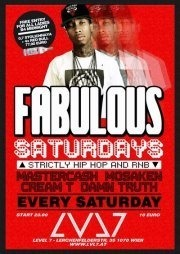 Fabulous Saturdays - Hip Hop and R&B