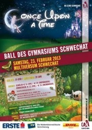 Once Upon A Time - Ball des BGBRG Schwechat